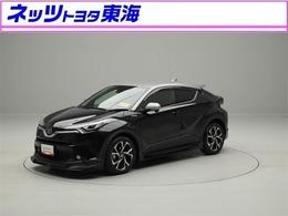 トヨタ C-HR ハイブリッド 1.8 G モード ネロ ワンオーナー 禁煙車 TRDエアロパーツ