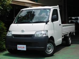 トヨタ タウンエーストラック 1.5 DX シングルジャストロー 三方開 純正ナビ Bluetooth接続