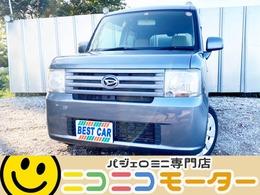 ダイハツ ムーヴコンテ 660 X スペシャル 4WD 検R5/4 キーレス ベンチシート
