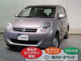 トヨタ パッソ 1.0 X 4WD キーレス・CDオーディオ装備