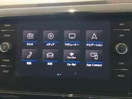 フルセグTV/CD/DVD/Bluetooth/AppCarPlayなど各種再生方法、充実してます!