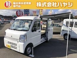 三菱 ミニキャブバン 660 M ハイルーフ 軽届出済未使用車 軽Cam仕様