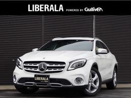 メルセデス・ベンツ GLAクラス GLA220 4マチック 4WD レザーエクスクルーシブPKG 黒革 RSP  ACC