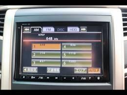 トヨタ純正8型型SDナビを装備。フルセグTV、ブルートゥース接続、DVD再生可能、音楽の録音も可能です。