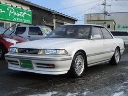 トヨタ マークIIセダン 2.5 グランデ Tベルト交換済 社外マフラー