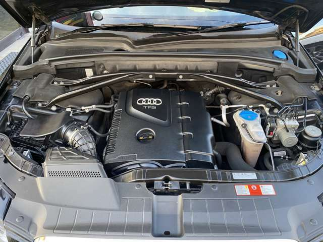 点検整備シッカリした車両です2.0Lターボエンジン好調です!!