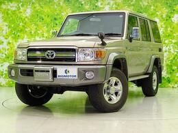トヨタ ランドクルーザー70 4.0 4WD