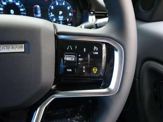 【アダプティブクルーズコントロール】(アダプティブレーンコントロール機能付き)高速道路や渋滞時、先行車の減速、停止を検知し、安全な車間距離を保ちます。渋滞時は自動的に追従走行を行います。