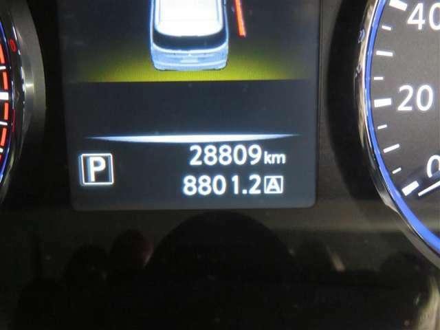 走行距離約29000キロ! まだまだこれからのおクルマですので、ぜひ大切に乗ってあげてください☆