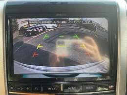 便利なバックカメラ付き!駐車が苦手な方にもオススメな便利装備ですね♪