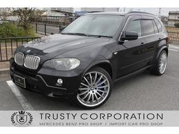BMW X5 xドライブ 30i Mスポーツパッケージ 4WD Mブレ-キ ジオバンナホイ-ル ヒッチメンバ-