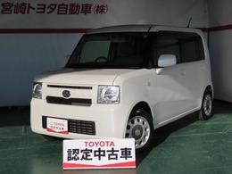 トヨタ ピクシススペース 660 X 社外7インチナビ付