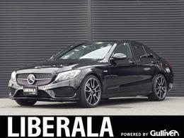 メルセデスAMG Cクラス C43 4マチック 4WD エクスクーシブルPKG ブルメスターS