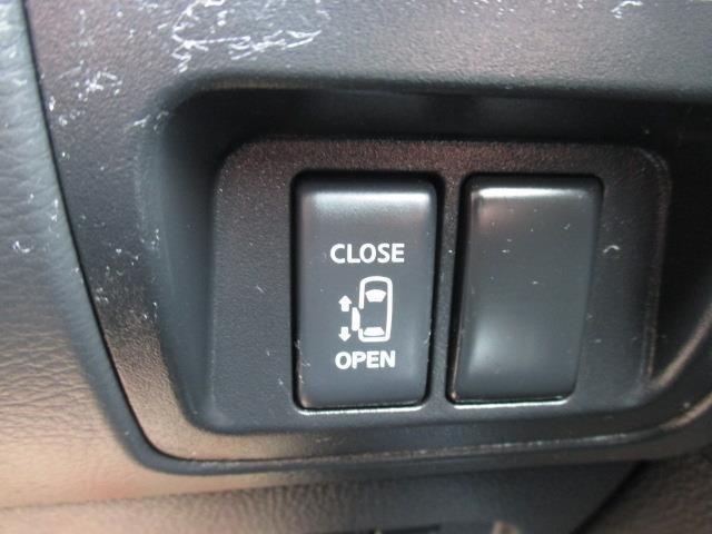 ボタン一つで開け閉めできます☆片側パワースライドドア付きです♪