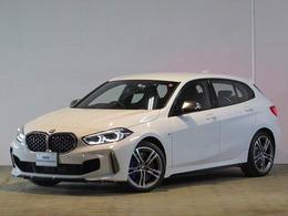 BMW 1シリーズ M135i xドライブ 4WD 認定中古車 弊社下取り ワンオーナー 禁煙