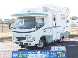 トヨタ カムロード バンテック ジル520 ディーゼル4WD ソーラーパネル 冷蔵庫
