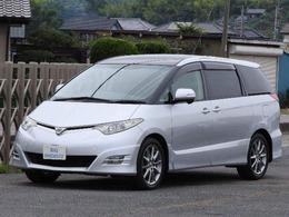 トヨタ エスティマ 2.4 アエラス Sパッケージ 地デジナビ 両自動ドア