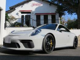 ポルシェ 911 GT3 ツーリング 6MT PCCB リフト バケット
