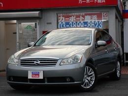 日産 フーガ 3.5 350GT 本革シート 純正ナビ キセノンライト