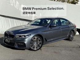 BMW 5シリーズ 523i Mスポーツ 元弊社デモカハイライン電動トランク白革