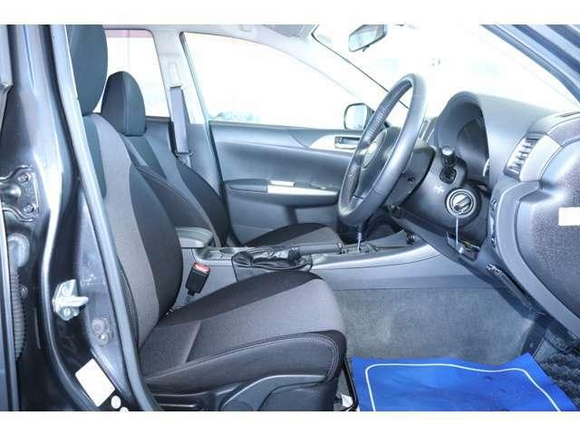 ◆シートがしっかりしているので、長距離でも楽々ドライブ♪疲れにくくて定評のあるシート造りです!←ココ意外と重要♪