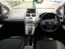 ゆとりある車内空間で窮屈なく乗る事ができます。