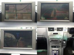 HDDナビ、フルセグTV付きのモデルです!