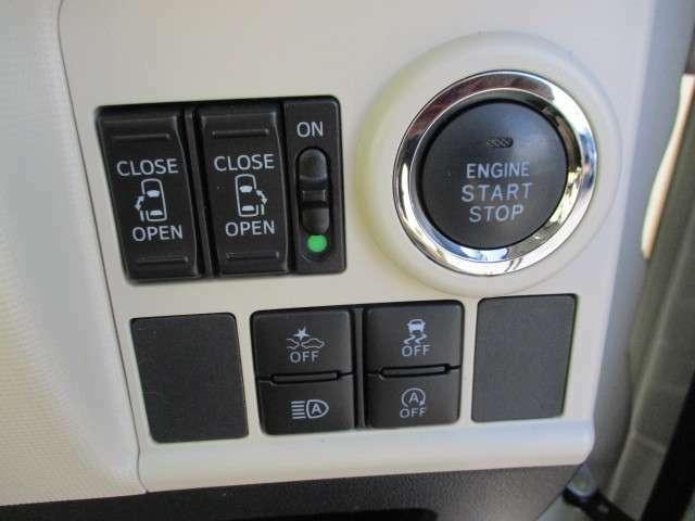 緊急回避のエマージェンシーブレーキが搭載されてます。
