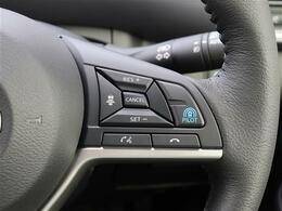 【 MOP プロパイロット(セーフティB) 】高速走行にて車線中央走行、車間距離調整、前走車に合わせたSTOP&GOを車が支援!アクセル、ブレーキ、ステアリング操作をサポートしてくれます!