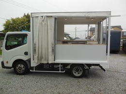 日産 アトラス 移動販売車・キッチンカー・フードトラック