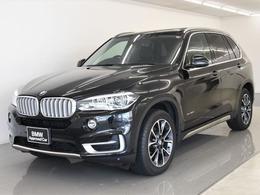 BMW X5 xドライブ 35d xライン 4WD SR 黒革 セレクトP ALEDヘッドライト ACC