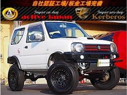 スズキ ジムニー 660 XG 4WD 社外パーツ エンジンインテーク改造