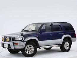 トヨタ ハイラックスサーフ 2.7 SSR-X ワイドボディ 4WD