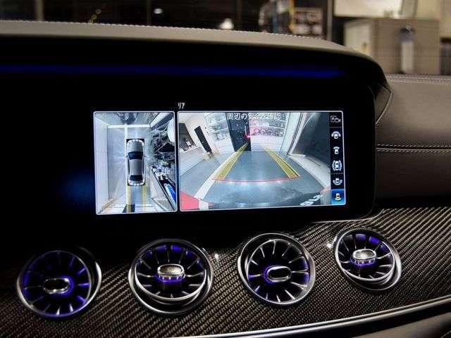 大画面の純正HDDナビはバックカメラや360°カメラも映ります!