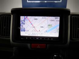 カーナビゲーションは、パイオニア製AVIC-MRZ02が搭載しております。