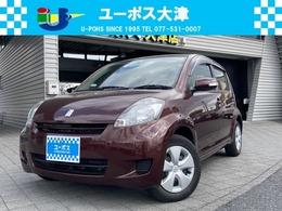 トヨタ パッソ 1.3 G Fパッケージ 禁煙・純正ナビ