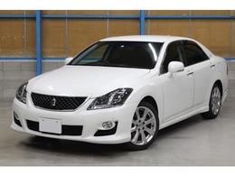 トヨタ クラウンアスリート 2.5 アニバーサリーエディション 特別仕様車 黒本革シート 地デジTV
