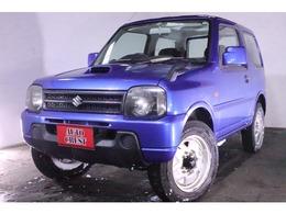 スズキ ジムニー 660 XG 4WD 4AT・ABS・ターボ・キーレス・6.4万k