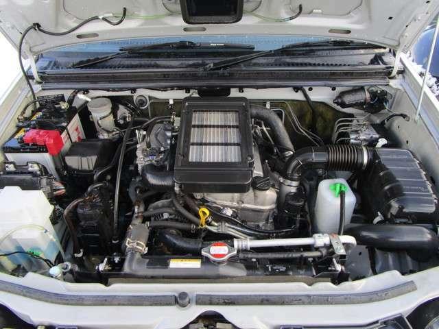 0.6L水冷直列3気筒DOHC12バルブICターボエンジン!タイミングチェーンなので経済的です。