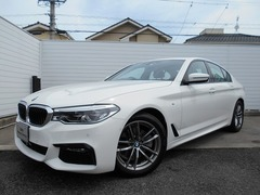 BMW 5シリーズ の中古車 523d xドライブ エディション ジョイプラス ディーゼルターボ 4WD 愛知県長久手市 458.0万円
