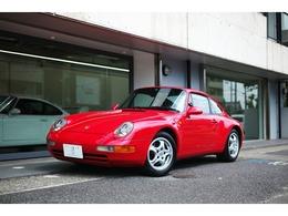ポルシェ 911 カレラ ティプトロニック ガーズレッド ワンオーナー ディーラー車