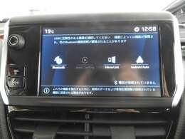 タッチスクリーン!AppleCarPlay&AndoroidAuto対応!USBでスマホと繋げば対応したアプリが画面に表示されます!
