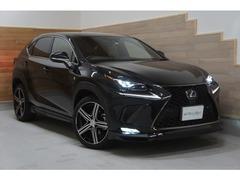 レクサス NX の中古車 300 Fスポーツ 4WD 北海道札幌市白石区 598.0万円