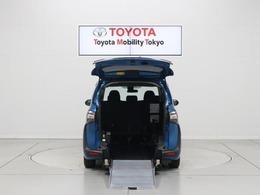 トヨタ シエンタ 1.5 G ウェルキャブ 車いす仕様車 タイプI 助手席側セカンドシート付 福祉車両 衝突軽減 両側電動ドア SDナビ