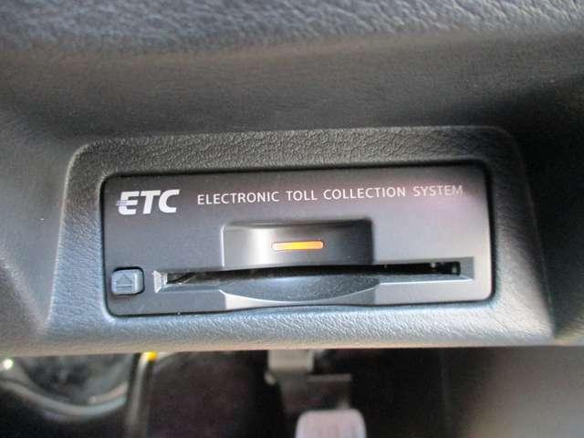 高速道路利用時に便利なETC!