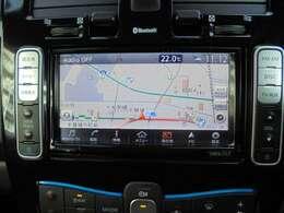 充電やエアコンのタイマー設定、充電スポットの検索・・・。EV専用NissanConnectナビゲーションシステム(地デジ内蔵)は様々な機能で、あなたをサポートしてくれます!