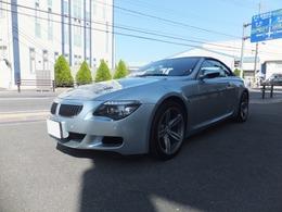 BMW M6 カブリオレ 5.0