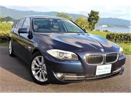 BMW 5シリーズ 528i コンフォートP黒革4座席シートヒーター