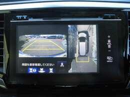 【バックカメラ】あるととっても便利なバックモニターなんです!!後方の視界も前のモニターで確認出来ます♪これがあれば車庫入れ時にも大変重宝しますよ!車の運転に不慣れなかたには本当に便利な装備です♪