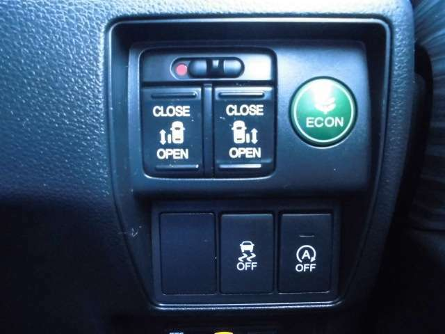 【両側電動スライドドア】両側パワースライドドアは運転席からもボタン1つで開閉も楽々♪お問い合わせはフリーダイヤル0120-07-1190まで!
